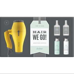 Drybar Hair We Go! Travel Essentials Kit